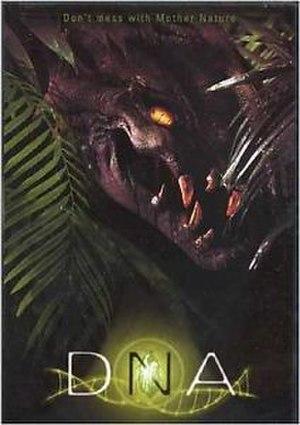 DNA (film) - DVD cover