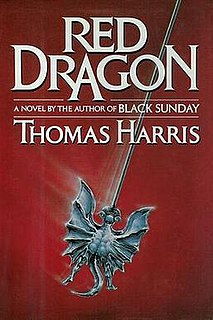 1981 book by Thomas Harris