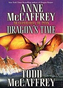 <i>Dragons Time</i> book by Anne McCaffrey