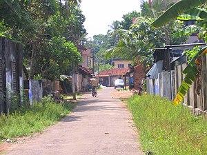 Karthikappally - Karthikappaly street