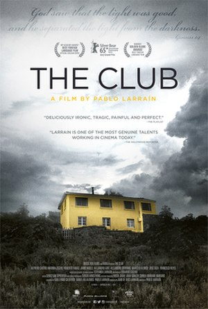 The Club (2015 film) - Film poster