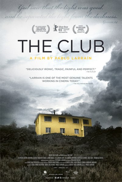 Picture of a movie: The Club