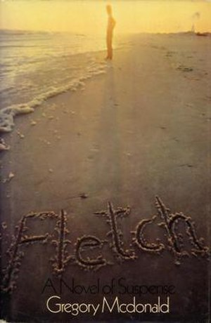 Fletch (novel) - First edition cover