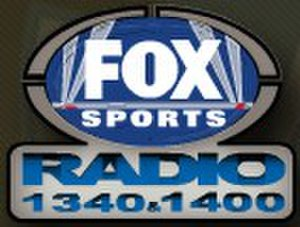 KRZR - Image: Fox Sports 1340 1400 Logo