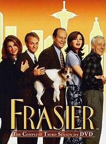 Frasier (season 3) - Wikipedia