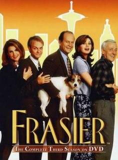 <i>Frasier</i> (season 3) Season of television series