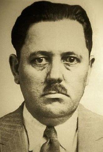 """Fred Burke - Fred """"Killer"""" Burke"""