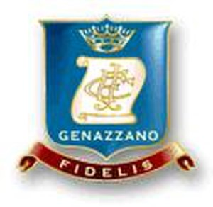 Genazzano FCJ College - Image: Gen FCJ Crest
