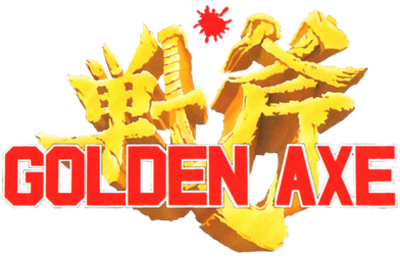Picture of a game: Golden Axe
