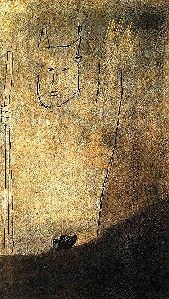The Dog (Goya) - Remonic rigure
