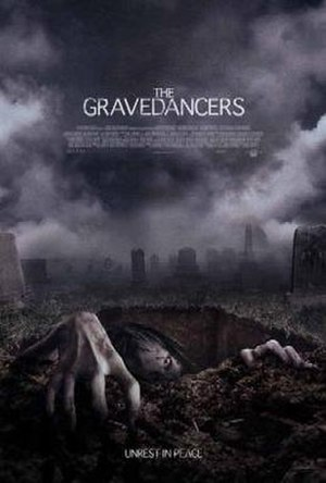 The Gravedancers - Theatrical release poster
