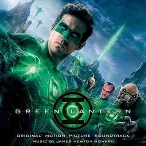 Green Lantern (soundtrack) - Image: Green Lantern 2011Soundtrack
