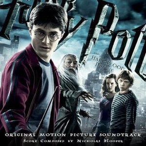 Harry Potter and the Half-Blood Prince album cover