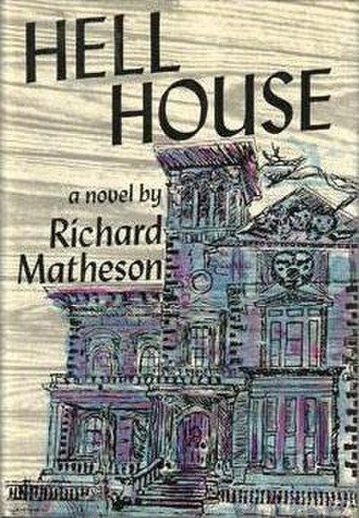 Picture of a book: Hell House