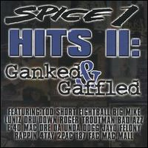 Hits II: Ganked & Gaffled - Image: Hits II Ganked & Gaffled