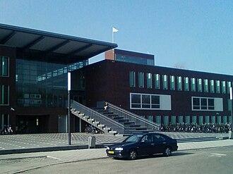 International School of The Hague - Building of the ISH at the Wijndaelerduin 1, in 2007.