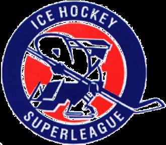 Ice Hockey Superleague - Logo