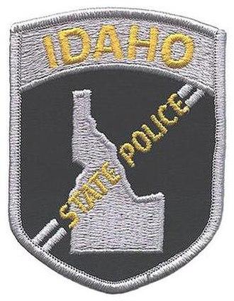 Idaho State Police - Image: Idaho State Police