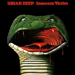 Innocent Victim - Image: Innocent Victim (Uriah Heep album cover art)