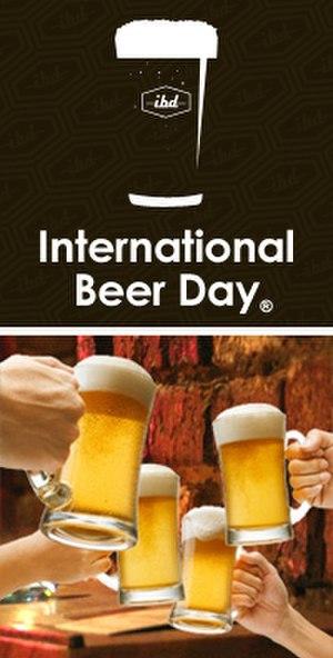 International Beer Day - Image: International Beer Day logo