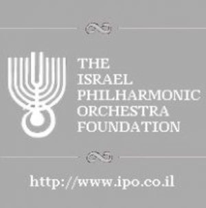 Israel Philharmonic Orchestra Foundation - Image: Ipo foundation organization logo
