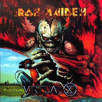 Virtual XI - Image: Iron Maiden Virtual XI