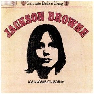 Jackson Browne (album) - Image: Jacksonbrownedebut