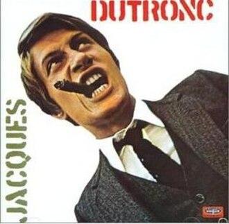 Jacques Dutronc (1968 album) - Image: Jacques Dutronc 1968 album sleeve