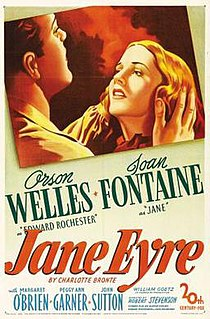 <i>Jane Eyre</i> (1943 film) 1944 film by Robert Stevenson