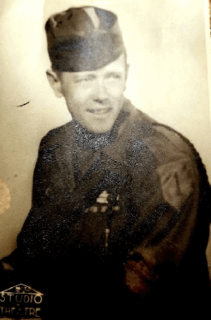 John McHugh Sr. World War II veteran