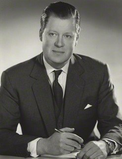 John Spencer, 8th Earl Spencer British peer and the father of Diana, Princess of Wales