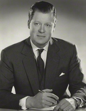 John Spencer, 8th Earl Spencer - Image: John Spencer, Viscount Althorp in 1967