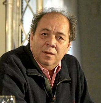José Salcedo - José Salcedo at the Valladolid International Film Festival in 2008.