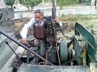 Jugaad - Image: Jugaad engine