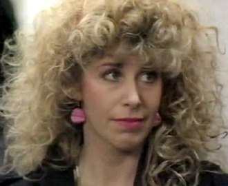 Louise Plowright - Plowright as Julie Cooper in the BBC One soap opera EastEnders