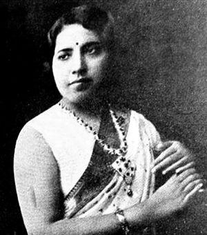 Chithira Thirunal Balarama Varma - Amma Maharani Sethu Parvathi Bayi - Mother of Maharajah Sree Chithira Thirunal