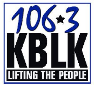 KBLK-LP - Image: KBLK LP logo