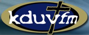 KDUV - Image: KDUV FM logo