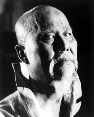 Keye Luke - Luke as Master Po in Kung Fu