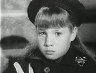 Kim Schuster - Image: Kimberly Beck as Kim Schuster