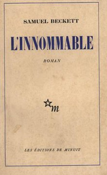 L'Innomable - 1st Edition Cover.jpg