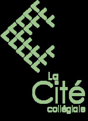 La Cité collégiale - Image: La Cité logo original