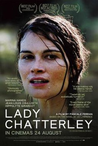 Lady Chatterley (film) - Film poster