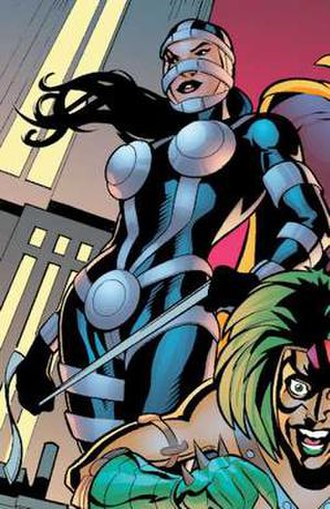 Lashina - Image: Lashina DC Comics