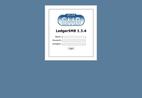 LedgerSMB Login Screen.png