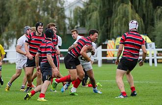 London Oratory School - 1st XV vs St Paul's (2014)