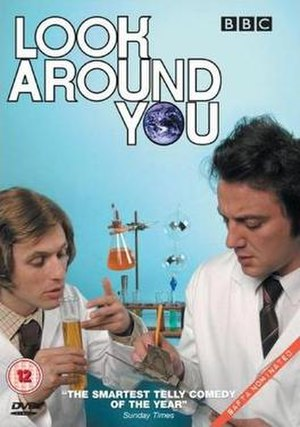 Look Around You - Series 1 DVD