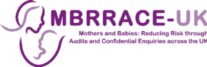 Confidential Enquiry into Maternal Deaths in the UK - Image: MBRRACE UK logo transparent