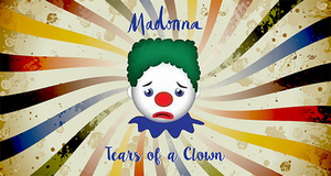 Madonna: Tears of a Clown - Image: Madonna Tears of a Clown