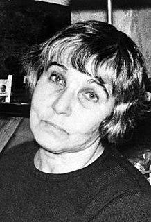 Malva Landa geologist and human rights activist